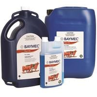 Baymec packs in different sizes